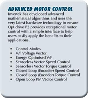Advanced Motor Control