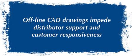 Off-line CAD