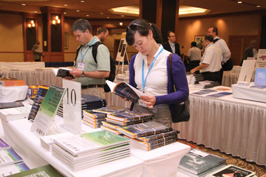 Tradeshow Attendees at the ASHRAE Annual Conference
