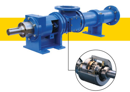 Moyno 2000 gear joint pump