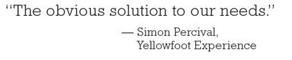 Simon Percival quote