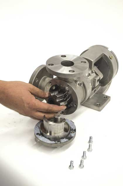 G Series Internal Gear Pump