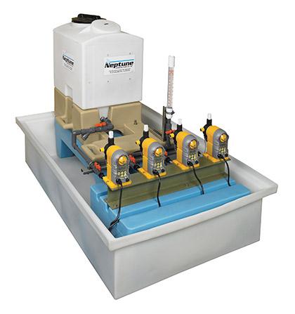 Metering Pumps in Acid Applications | Modern Pumping Today