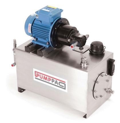 Barrier fluid pump-around unit