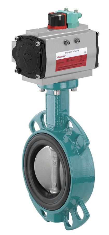 GEMÜ 480 valve