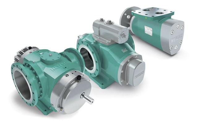 Multiple Screw Pumps