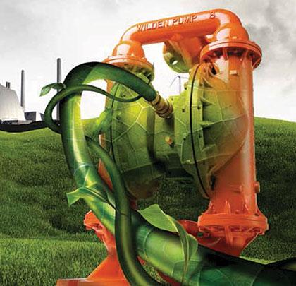 Energy efficient pump
