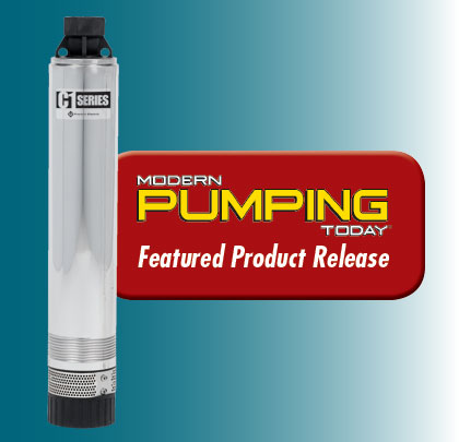 January 2014: FRANKLIN ELECTRIC  C1 Series Clean Water Cistern Pumps