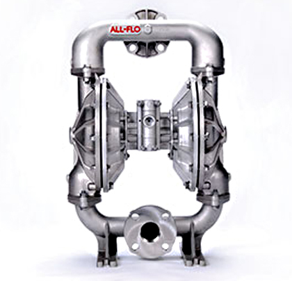 air-operated double diaphragm pump