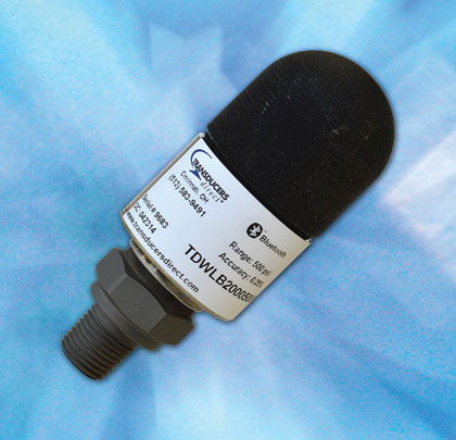 TDWLB pressure/temperature sensor