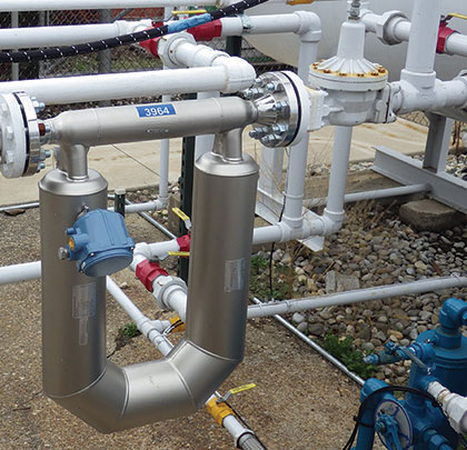 using coriolis mass flow meters with positive displacement sliding