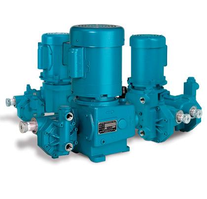 Neptune's 500 Series Hydraulic Metering Pump