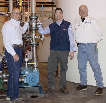 Stuart Levy, B.J. Korman, Mark Serdar