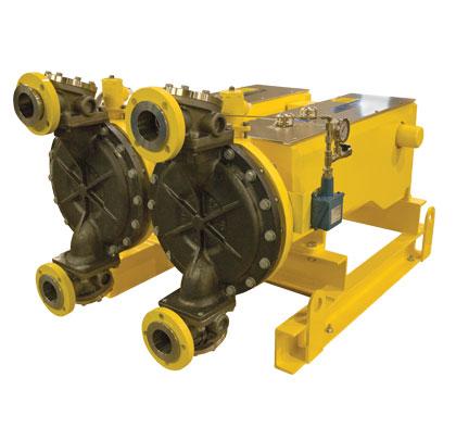 Positive Displacement Pumps Keep LPG Flowing   Modern