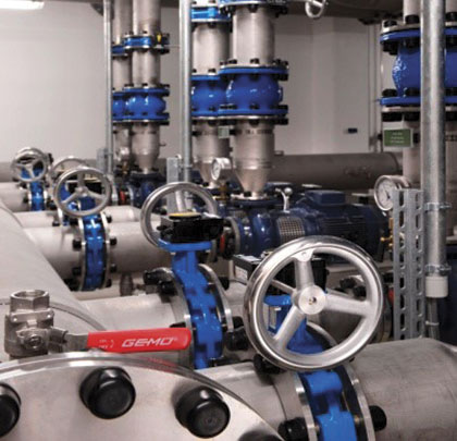 myriad pump and piping systems