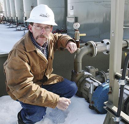 Pelican pipeline system