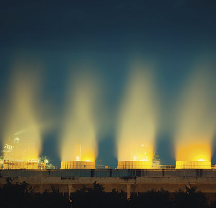 nuclear flare lights