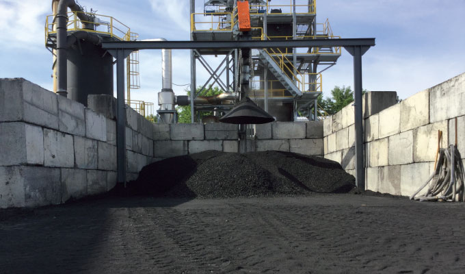Clean Energy from Landfill Diversion Plus the Bonus of Biochar