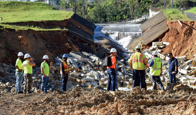 One Year Later, Thompson Pump Still Playing Integral Recovery Role in Puerto Rico