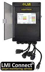 New Cloud-Based LMI Connect Smart Monitoring Service Brings Peace-of-Mind to Water Treatment Applications