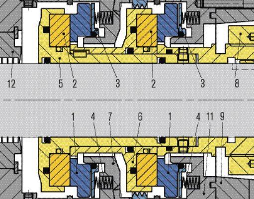 Mechanical Seal Leakage in NGL Pipeline Pumps
