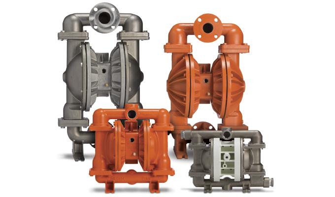 bolted AODD pumps