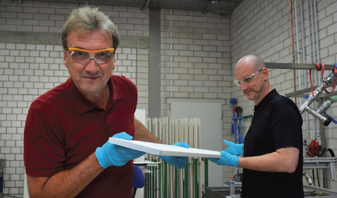 A Clear Advantage: Smart Materials for the Construction of Water Filters