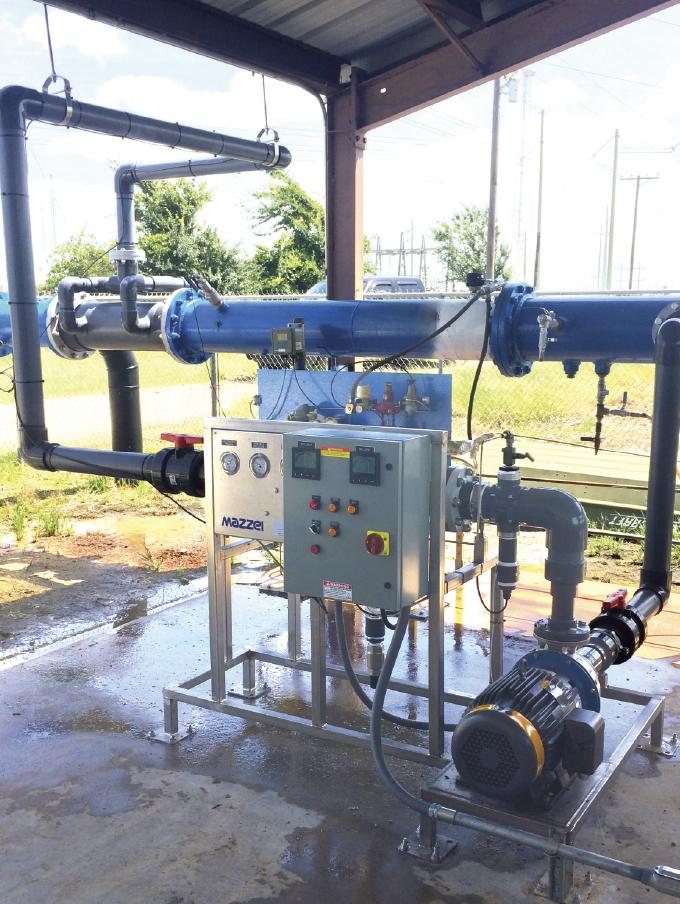 Venturi Injectors Make Their Impact | Modern Pumping Today