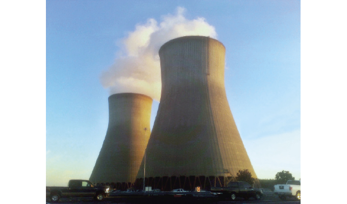 Nation's Largest Power Plant