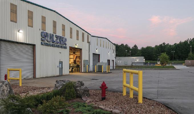 Sulzer Service Center