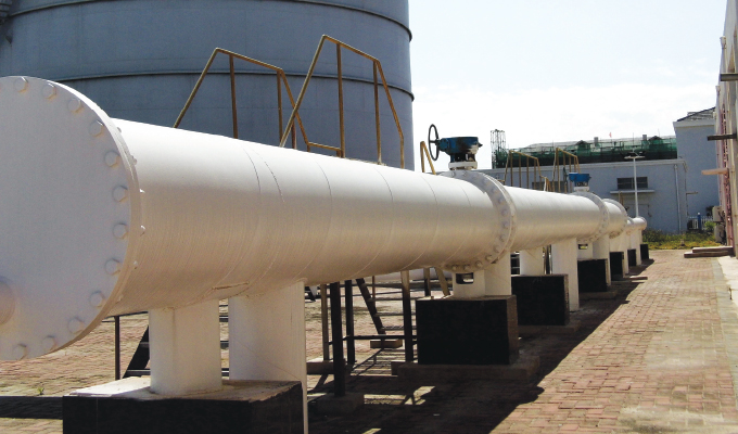 Protecting Tank Farms from Corrosion