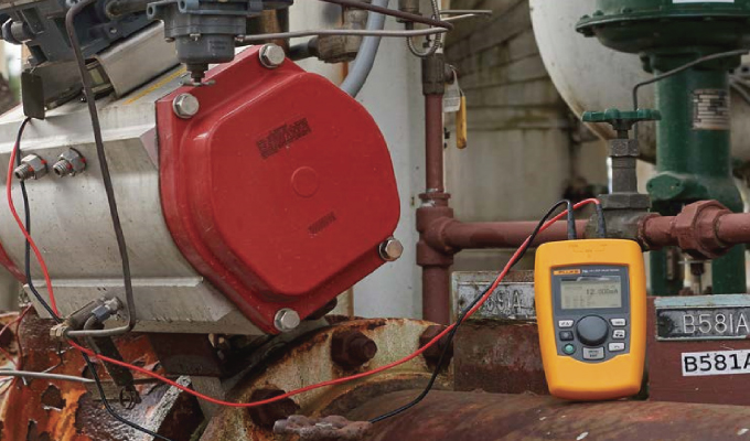 Proportional smart control valves testing