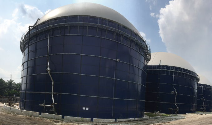 Putting a Biogas Digester Solution to Work