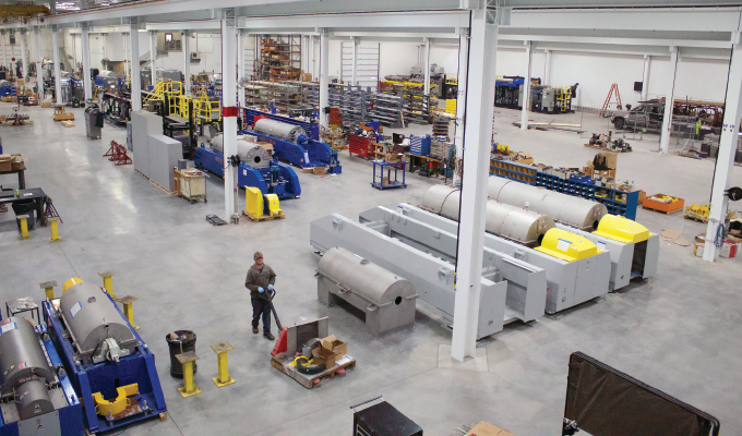 The Next Generation of Centrifuge Manufacturing and Service