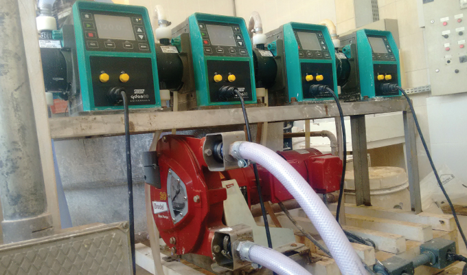 Brazilian Water and Wastewater Treatment Plant Finds Success