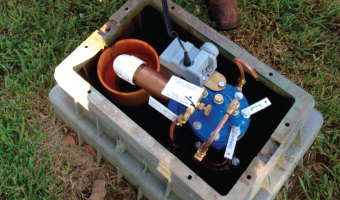 St. Bernard Parish Combats Brain-eating Amoeba with Fifty Automatic Flushing Units