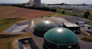 Biomethane plant