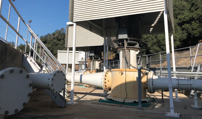 Protecting Critical Pump Motors with Automatic Notification