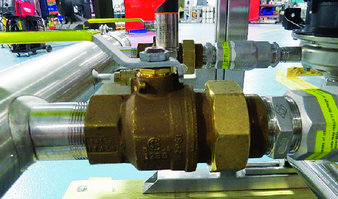 Pipe Thread Sealant Immediately Improves Quality for Water Pump Manufacturer